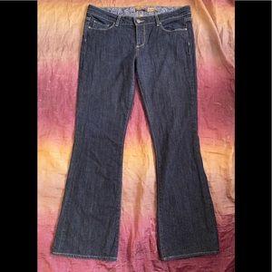 Paige Lauren Canyon Bootcut Jeans